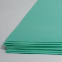 Crystal Art №180 весенне-зеленый, фоамиран иранский, 15*20 см, 10 шт/упак №180 весенне-зеленый, фоамиран иранский, 15*20 см, 10 шт/упак