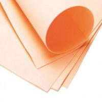 Crystal Art Фоамиран (ФОМ ЭВА) 60х70 см, 2 шт/упак, № 108 персиковый Фоамиран (ФОМ ЭВА) 60х70 см, 2 шт/упак, № 108 персиковый
