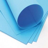 Crystal Art Фоамиран (ФОМ ЭВА) 60х70 см, 2 шт/упак, № 165 голубой Фоамиран (ФОМ ЭВА) 60х70 см, 2 шт/упак, № 165 голубой