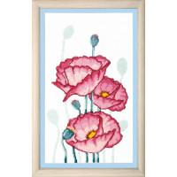 Crystal Art Набор для вышивания Crystal Art® ВТ-0002 Цветущий сон Набор для вышивания Crystal Art® ВТ-0002 Цветущий сон