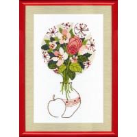 Crystal Art Набор для вышивания Crystal Art® ВТ-0045 Цветение яблони Набор для вышивания Crystal Art® ВТ-0045 Цветение яблони