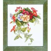 Crystal Art Набор для вышивания Crystal Art® ВТ-0082 Вьюнок Набор для вышивания Crystal Art® ВТ-0082 Вьюнок