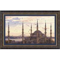 Crystal Art ВТ-516 Набор для вышивания Crystal Art® ВТ-0516 Мечеть Султанахмет