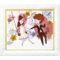 Crystal Art (Украина) ВТ-069 Весёлая свадьба