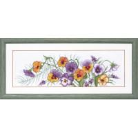 Crystal Art (Украина) ВТ-116 Вальс цветов