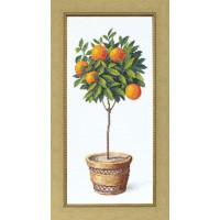 Crystal Art (Украина) ВТ-127 Апельсиновое дерево