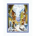 Crystal Art (Украина) ВТ-162 Зимний дворик