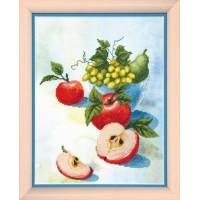 Crystal Art (Украина) ВТ-502 Акварельные яблочки