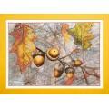 Crystal Art (Украина) ВТ-503 Осенний набросок