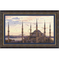 Crystal Art (Украина) ВТ-516 Мечеть Султанахмет