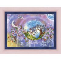 Crystal Art (Украина) ВТ-529 Любопытная планета