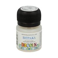 """DECOLA  """"DECOLA"""" Краска акриловая для витража 20 мл 4226104 белая"""
