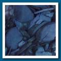 7708972 Декоративные элементы, цвет: синий
