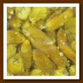 7708971 Декоративные элементы, цвет: желтый