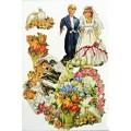 """1516121 Миниатюрное изображение для скрапбукинга, """"Свадьба"""""""
