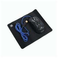 DEFENDER 52250 Мышь проводная игровая DEFENDER Bionic GM-250L, USB, 5 кнопок + 1 колесо-кнопка, оптическая, черная, 52250
