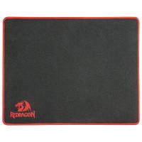 DEFENDER 70338 Коврик для мыши игровой REDRAGON Archelon L, ткань+резина, 400х300х3 мм, черный, 70338