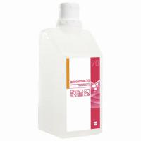 ДИАСЕПТИК 14269 Антисептик для рук и поверхностей спиртосодержащий (70%) 1л ДИАСЕПТИК-70, дезинфицирующий, жидкость, 14269