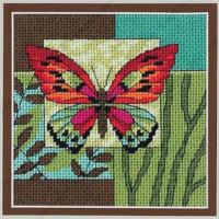 """Dimensions DMS-07222 07222-DMS Набор для рукоделия""""Образ бабочки""""13x13 см"""