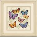Dimensions 35145 Butterfly Profusion (Множество бабочек)