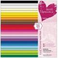 Docrafts PMA160502 Набор бумаги для скрапбукинга Coloured Paper