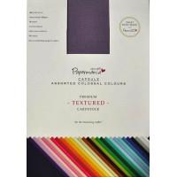Docrafts PMA1641401 Набор текстурированного кардстока  листов A5   .