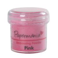 "Docrafts PMA4021001 Пудра для тиснения ""Docrafts"" Papermania 28,3 г розовый"