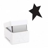 """Docrafts XCU261793 Дырокол средний фигурный """"Яркая звезда"""""""