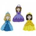 """Dress It Up 7708 Набор декоративных пуговиц """"Прекрасные принцессы"""""""