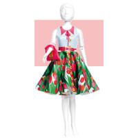 "DressYourDoll  Набор для изготовления игрушки ""DressYourDoll"" Одежда для кукол №3 S313-0309 Peggy Tulips"