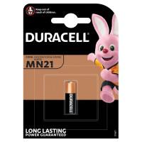 DURACELL 81488675 Батарейка DURACELL MN21, Alkaline, 1 шт., в блистере, 12 В, 81488675