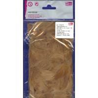 Efco 1004278 Перья декоративные, цвет светло-коричневый
