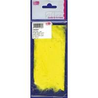 Efco 1004307 Перья марабу, цвет желтый