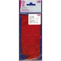 Efco 1004328 Перья марабу, цвет красный