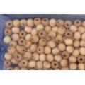 Efco 1400405 Бисер деревянный, цвет натуральный
