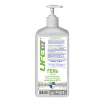 ЭЛЕН  Антисептик-гель для рук спиртосодержащий (65%) с дозатором 1л ЭЛЕН