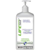 ЭЛЕН  Антисептик для рук спиртосодержащий (65%) с дозатором 1л ЭЛЕН, жидкость