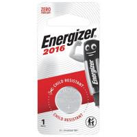 ENERGIZER E301021801 Батарейка ENERGIZER, CR 2016, литиевая, 1 шт, в блистере, E301021801