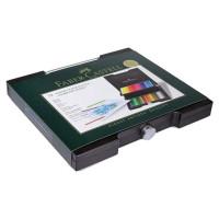 "FABER-CASTELL 117572 Карандаши цветные акварельные художественные FABER-CASTELL ""Albrecht Durer"", 72 цвета, деревянный ящик, 117572"