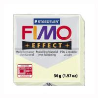"""FIMO  """"FIMO"""" Effect полимерная глина 57 г 8020-04 светящийся в темноте"""