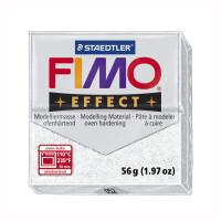 "FIMO  ""FIMO"" Effect полимерная глина 57 г 8020-052 белый металлик"
