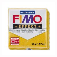 """FIMO  """"FIMO"""" Effect полимерная глина 57 г 8020-112 золотой с блестками"""