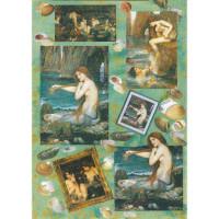 Finmark 64 AZ064 Mermaids/Русалки
