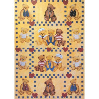 Finmark 845 AS845 Mr Ted/Мишки Тедди