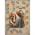 "Finmark A4-077 Декупажная карта ""My Sweet Rose"""