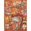 "Finmark A4-621 Декупажная карта ""Grandpa's Treasures"""