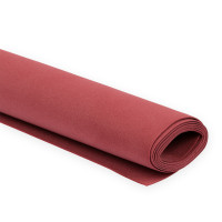 "Fiorico EVA ""Fiorico"" EVA Пластичная замша 1 мм 60 x 70 см ± 3 см 09 Тёмно-красный"