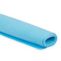 "Fiorico EVA ""Fiorico"" EVA Пластичная замша 1 мм 60 x 70 см ± 3 см 21 Голубой"