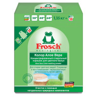 FROSCH 1404569 Стиральный порошок 1,35 кг FROSCH COLOR (Германия), концентрат, ЭКО, 1404569