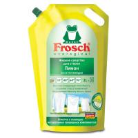 """FROSCH 700484 Средство для стирки жидкое универсальное 2 л FROSCH """"Лимон"""" (Германия), для всех типов тканей, ЭКО, 700484"""